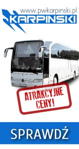 Warszawa: wynajem autobusów